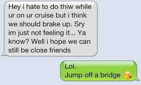 20 Unbelievable Break Up Texts Smosh