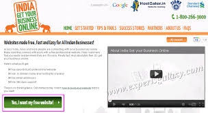 I Want To Build A Website For Free Create A Free Website With India Get Online Experts Galaxy