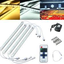 4 x <b>30cm</b> kitchen night <b>light</b> under cabinet counter smd5630 <b>led</b> rigid ...