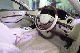 Mercedes-Maybach S 600 Guard interior launched - Indian Autos blog