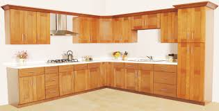 Cherry Shaker Kitchen Cabinets Sinks