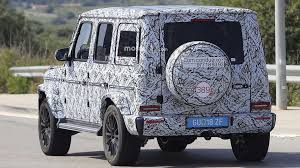 2018 mercedes benz gls class. brilliant 2018 2018 mercedes gclass spy photo on mercedes benz gls class