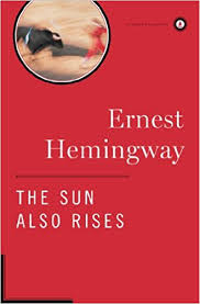 the sun also rises hemingway library edition kindle edition by  the sun also rises hemingway library edition kindle edition by ernest hemingway literature fiction kindle ebooks com
