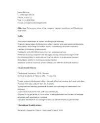 17 Unique Entry Level Phlebotomy Resume Pictures