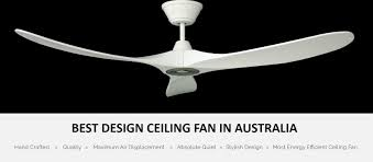 the best ceiling fans in australia