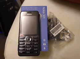 Nokia 301 Black, Mobile Phones ...