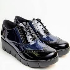 the fle new tralls women s shoes blue and black patent leather sanitariaweb