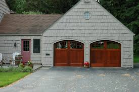 craftsman garage doorsCustom Wood Garage Doors Carriage House Doors Wood Overhead