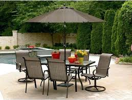 Patio Furniture Table And Chairs Commercil Patio Table And Chair Set