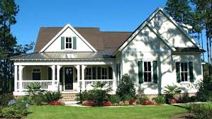house plans with porches on front and back one story house plans with porches country house