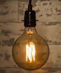 Large Filament Light Bulbs Globe Xlarge Led 6 Filaments 8w Low Energy Consumption