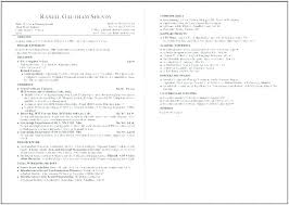 Reference Pages For Resumes. Gallery Of One Page Resume Template ...