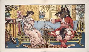 morna o neill on walter crane and the aims of decorative art crane illustration for beauty and the beast