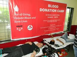 blood donation camp at pune  blood donation camp by manipuri diaspora at pune on 10th 2016