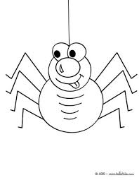 Small Picture free spider coloring page from super simple learning tons of