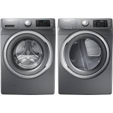 samsung platinum washer and dryer. Simple Dryer Samsung  DV42H5200GP 75 Cu Ft Gas Dryer Stainless Platinum  Sears  Outlet Throughout Washer And D