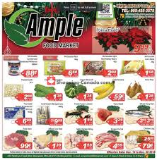 ample foods flyer flyer and weekly ads ample food market canada special offer