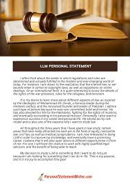 llm personal statement we are your help llm personal statement