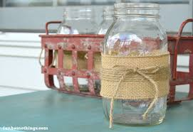 burlap-and-twine-mason-jar-vases