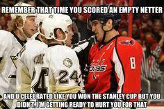 Hockey on Pinterest | Hockey Players, Pittsburgh Penguins and ... via Relatably.com
