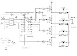 stepper motor control circuit diagram the wiring diagram arvind menon s webpage circuit diagram