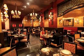 inside of restaurants. Contemporary Inside Romantic Restaurant Setting With Couple Dining In The Middle And Inside Of Restaurants D