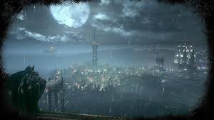 Interactive entertainment, released in 2009. It Kinda Bothers Me That The Model Of Wonder Tower Changed Completely In Arkham Knight Batmanarkham