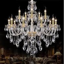 light chandelier modern crystal large chandeliers luxury modern chandelier lighting fashion luxury gold transpa k9