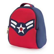 american vintage flyer backpack by dabbawalla bags