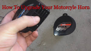 how to upgrade your motorcycle horn piaa slimline 2014 yamaha fjr how to upgrade your motorcycle horn piaa slimline 2014 yamaha fjr 1300 es