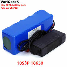 <b>LiitoKala 36V 10Ah 10S3P</b> 18650 Rechargeable battery pack ...