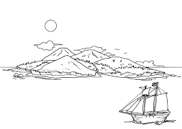 Nave Pirati Da Colorare Pagine Da Colorare E Stampabili Gratis