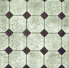 tile pattern. Stamped Concrete Pattern - Sandstone Octagon And Tile