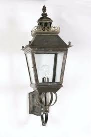 light cau replica period outdoor wall light solid brass victorian outside
