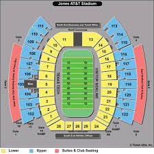 Texas Tech Football Seating Map Business Ideas 2013
