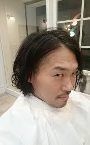 先生の髪型春バージョン 美容室サティラ サロンブログ