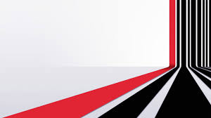Red Black And White Wallpapers - WallpaperPulse