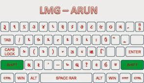 Lmg Arun Font Chart Bhavdip Vadher Fonts Chart Available
