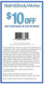 Bath and body works free shipping coupons 2014