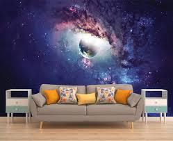 Solar System Bedroom Decor Solar System Decal Etsy