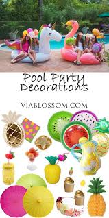 pool party supplies.  Party For Pool Party Supplies A