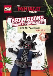 The LEGO Ninjago Movie Garmadons dunkle Geheimnisse Buch versandkostenfrei  bei Weltbild.de bestellen
