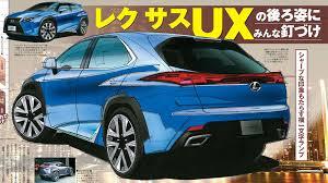 lexus ux 2018. rumor: lexus ux subcompact crossover arriving october 2018? | enthusiast ux 2018