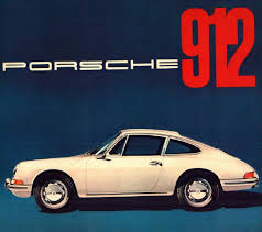 derwhite s website porsche 912 brochure w295e 1965 english