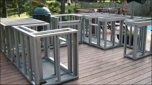 outdoor kitchen steel framing best of metal studs for outdoor kitchen lovely diy bbq island frame