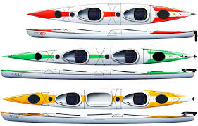 Seabird Designs New Kayaks Björn Thomasson Design