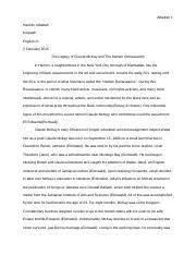 harlem renaissance study resources 6 pages hr essay hashim