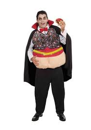 Adult Count The Calories Men Funny Halloween Costume   $43.99   The Costume  Land