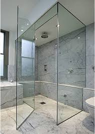cleaning tips for your bathroom glass shower doors