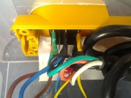 how to hack an electric hoist (ac motor Ac Hoist Wiring Diagram 120V Electric Winch Wiring Diagram